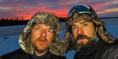 Alidor Dolfing, Location Hunt, Lapland